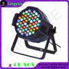 DMX 54PCS 3W Wireless Stage Lighting Small Sized LED Stage PAR