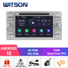 Witson Android 10 Car Radio Bluetooth Player for Ford Focus 2004-2008 Vehicle Audio GPS Multimedia