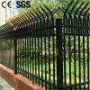 Decorative and Protective Powder Coating Aluminum Double Post/ Bar Mesh Panel Fencing for Garden/Farm/Factory