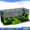 Indoor Trampoline Park Sports Amusement Equipment