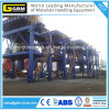 30, 50, 100 Cbm Mobile Hopper for Bulk Cargo