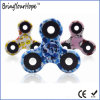 Cool Colorful Painting Fidget Spinner in Plastic (XH-HS-001C)