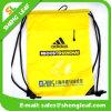 100% QC Custom Make 210d Silkprinting Waterproof Nylon Drawstring Bag