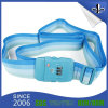 Bag Accessory Polyester Strap Luggage Belt with Luggage Lock