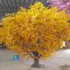 Professional Man-Made Colorful Ginkgo Tree