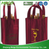 Customer Design Non Woven Wine Bag Beer Bag Bottle Nonwoven Bag (MECO196)