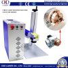 CNC Engraving Machine Laser Marking for Assembly Line Series Number Qr Bar Code Mark
