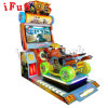 Ifunpark Crazy Four Wheel Driving Car Racing 42-Inch LCD Video Game Machine Coin Operated Racing Simulator