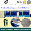 Corrugated Paper Pallet Board Machine