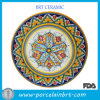Majolica Cheese Plate Italian Ceramic Dishes