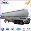 3 Axles 40000L Low Density Carbon Bulk Powder Cement Tank Semi Trailer for Sale (capacity optional)