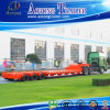 China Sell Truck Low Bed Semi Trailer
