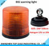 Cheap Price Big Warning Light with Rubber Base
