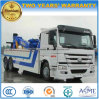 HOWO Heavy Duty Road Towing Trucks 25t Rescue Truck