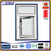 Aluminum Outward Open Window with Grill