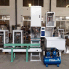 Rice Packing Machine with Sewing Machine Automatic Package Machine