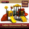 En1176 Popular Medium Outdoor Plastic Playground for School (X1501-11)
