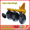 Agricultural Equipment Tube 3 Discs Plow for Jm Tn Yto Tractor