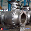 API 2PC Flange Trunnion Ball Valve