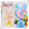 Promotional Gift for Rachargeable Mini Fan in Rabbit Shaped