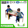 Melamine Board Nursery School Table with Chair (KF-03)