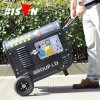 Bison (China) BS2500c (H) 2kw 2kv Air-Cooled Single Cylinder Portable Gasoline Copper Wire Portable Gasoline Generators