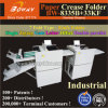 Half/Z/Letter/Offset/Double Half/Gate/Crease Gate Fold Crease Perforate Slit Kiss-Cut Folding Machine Paper