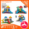 Amusement Park Cute Children Playground Slides Outdoor Playground for Sale