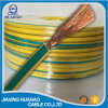 High Quality Green/Yellow Grounding Cable with Copper Conductor