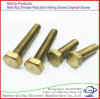 Hex Bolts and Screws Copper