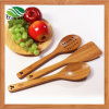Carbonized Bamboo Cooking Spoon Set