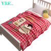 Blanket Smooth Dual-Sided Reactive Printing Dyeing Queen Size