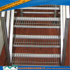 ASTM Stainless Steel Grating Steel Stair Treads