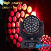 Top Selling 36X10W LED Moving Head with Zoom Function (QC-LM023)