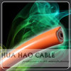 Orange Welding Cable by Copper Condcutor PVC Jacket