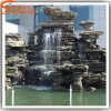 Theme Park Design Fake Artificial Crafts Stone Waterfall Rockery
