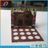 Custom Cosmetic Packaging Twelve Color Eyeshadow Paper Box with Mirror