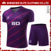 Top Quality Hot Selling Custom Fancy Football Jersey Purple (ELTSJI-7)
