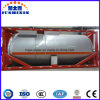 Low Price Steel Road Natural Gas Tank LPG/LNG Tanker Container