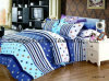 Bedding Sets Textile with 3pieces Quilt and Pillowcases