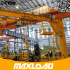 Machinery Manufacturing/Oil/Chemical and Other Industries Use Explosion-Proof Fixed Pillar Jib Crane with Capacity 5t