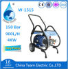 High Pressure Washer for Stubborn Rust and Oil Removal