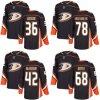 Anaheim Ducks Kevin Boyle John Gibson Olle Eriksson Hockey Jerseys