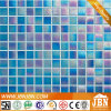 Stocks Hot Sale Iridescent Glass Mosaic Pool Tile (H420045)