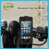 Shockproof Waterproof Armor Phone Case and Holder for Mountain Bike