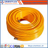 "1"" Yellow Korea Technology PVC Spray Hose for Agriculture/Mine"