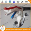 250-FT 12-2 Solid Aluminum Mc Cable, Armor MaterialAluminum 600V