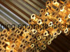 OEM Cold Drawn Hexagonal Copper Brass Tube