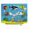 Wooden Fishing Puzzle (80492)