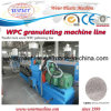 New! WPC Granulate Machine/WPC Material Pelletizing Line